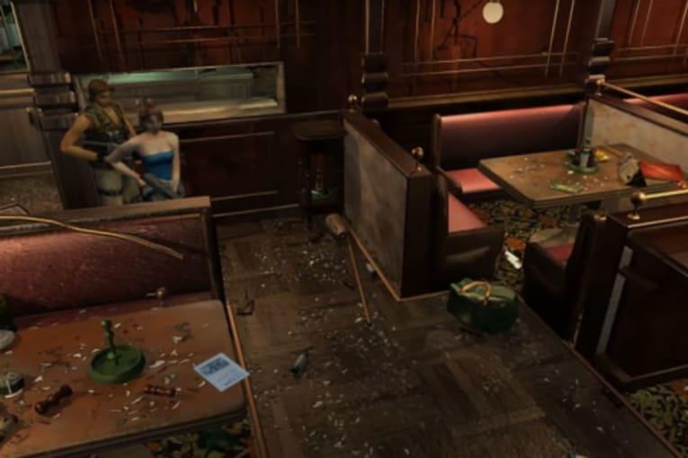 Imponerande texturpaket lindrar längtan efter remake av Resident Evil 3