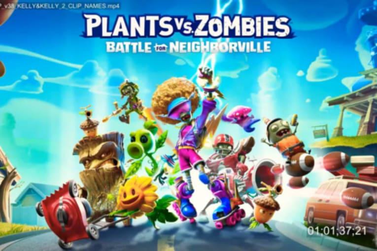 Kolla in den läckta trailern för Plants vs. Zombies: Battle for Neighborville!
