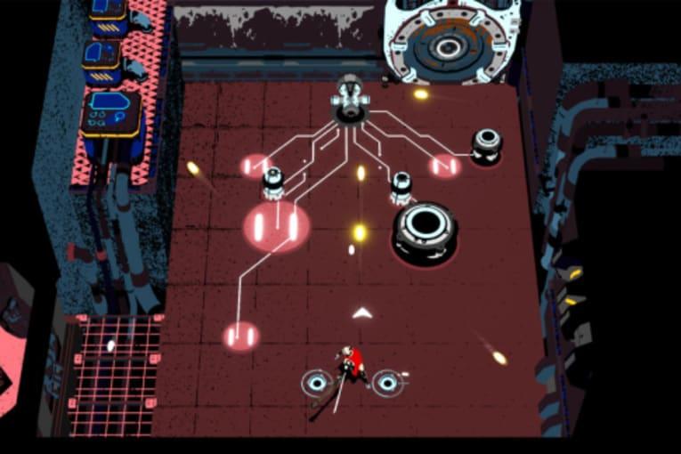 Flipperinspirerade actionspelet Creature in the Well är ute nu, kolla in lanseringstrailern!