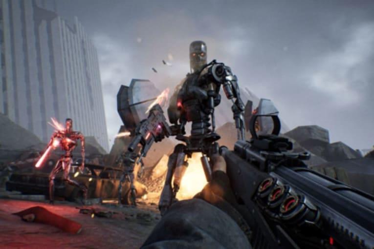 Licensspelen är inte döda ännu – kolla in Terminator Resistance!