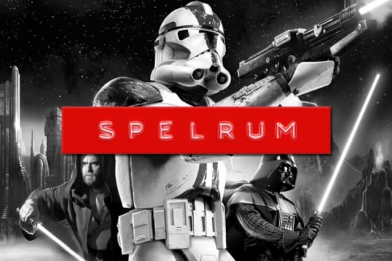 Spelrum #21 – Star Wars-snack med Indy Neidell