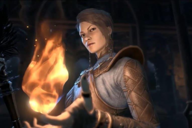 Diablo 4 visar upp trollkvinnan och druiden