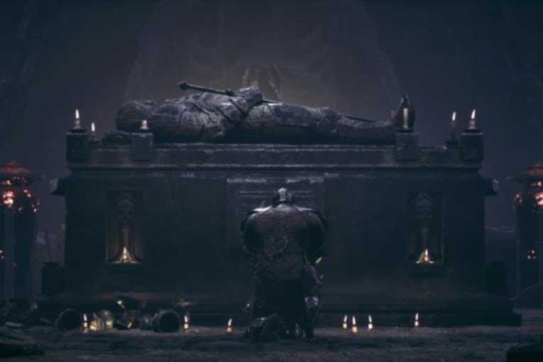 Dark Souls-doftande och undersköna Mortal Shell släpps i år