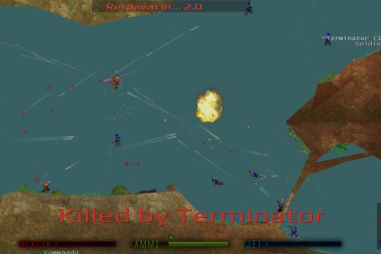 Soldat har släppts till Steam, uppföljaren har fått enspelar-demo