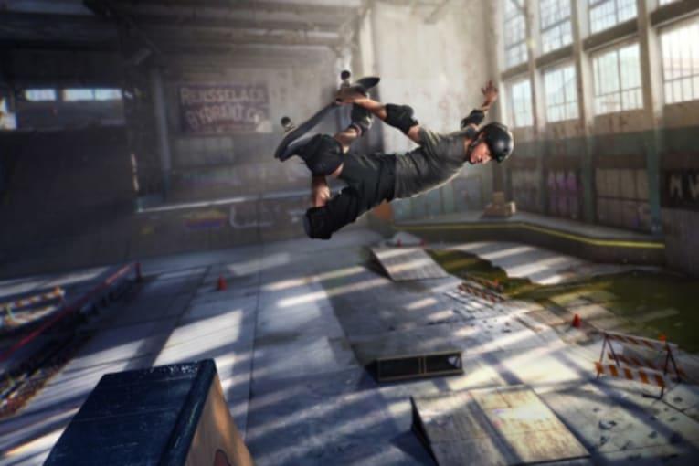 Tony Hawk's Pro Skater 1 + 2-demo släpps i augusti, men bara för förhandsbokare