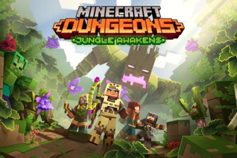 Minecraft Dungeons: Jungle Awakens är ute nu, kolla in lanseringstrailern