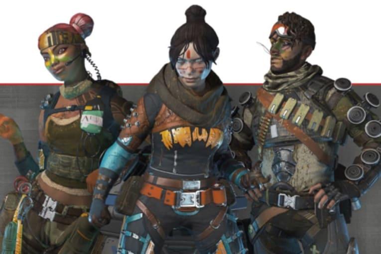 Apex Legends första battle pass släpps ikväll