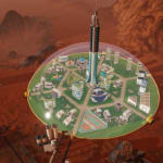 Så här överlever du (kanske) på Mars