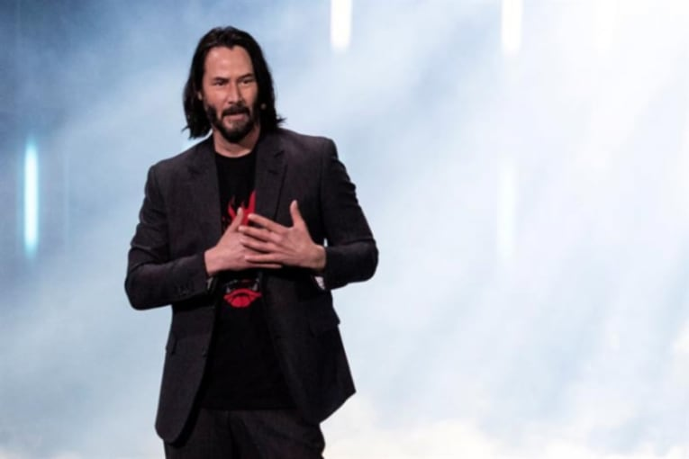 Du kan (förmodligen) inte bli ihop med Keanu Reeves i Cyberpunk 2077