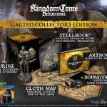 Här är samlarutgåvan för Kingdom Come: Deliverance