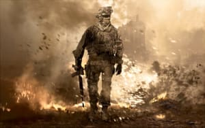 Call of Duty: Modern Warfare 2 Remastered.