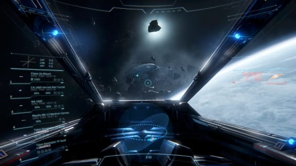 Star Citizen alpha 3.0 försenas till september