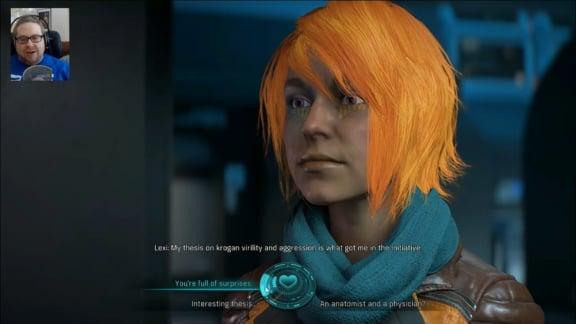 Intrycksvideo: Mass Effect: Andromeda!