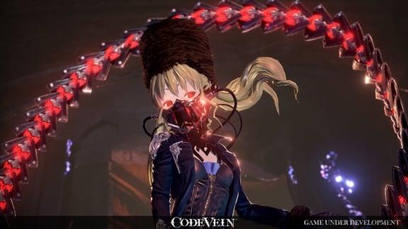 Bandai Namco bekräftar att Code Vein kommer innehålla multiplayer