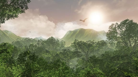Ett spel om mänsklighetens tidiga resa