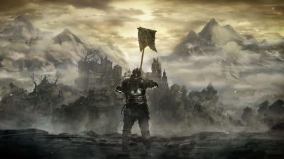 Tidig version av Dark Souls 3 tillät dig skapa bonfires var som helst