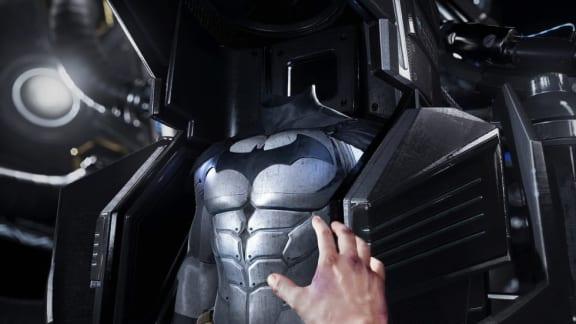 Nu kommer VR-Batman till pc
