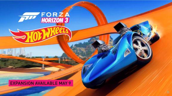 Loopar och dinosaurier i nya Forza-expansionen