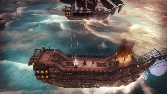 Ny Abandon Ship-uppdatering lägger till tre nya regioner