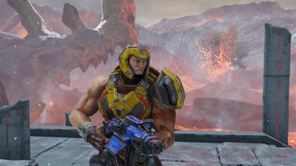 Quake Champions har äntligen fått sin officiella free-to-play-lansering