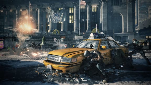 The Division 2-regissören pejlar intresset för single player-spinoff