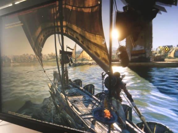 Släpps Assassin's Creed Origins den 27 oktober?