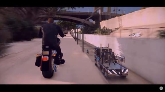 Fredagsnöje: Terminator 2 återskapat i GTA 5