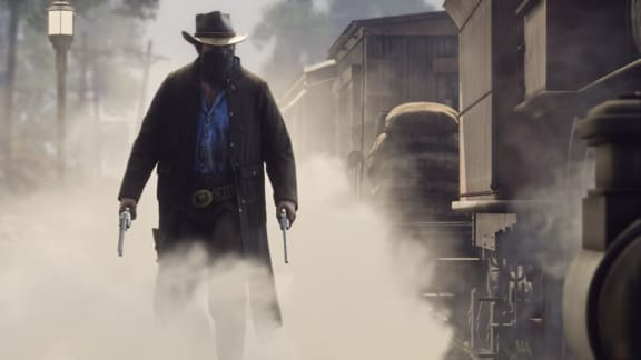 Take-Two vägrar bekräfta en pc-version av Red Dead Redemption 2