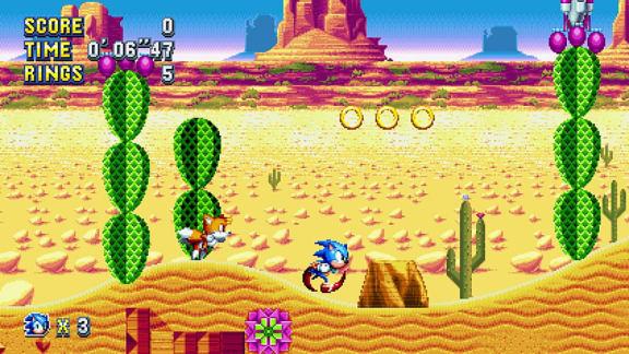 Jovisst, Sonic Mania släpps den 15 augusti!