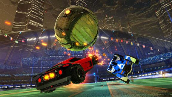 Rocket League har fått nytt progressions- och erfarenhetssystem