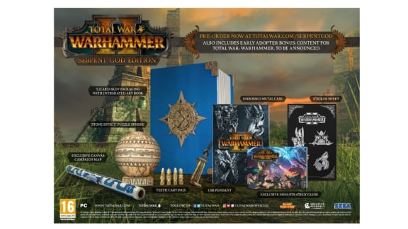Total War: Warhammer II släpps den 28 september