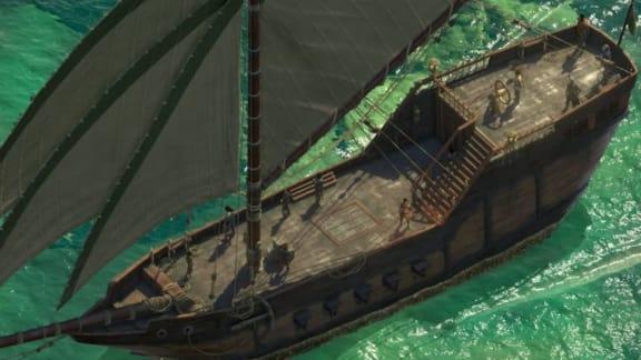 Ny film visar blöta äventyr i Pillars of Eternity 2