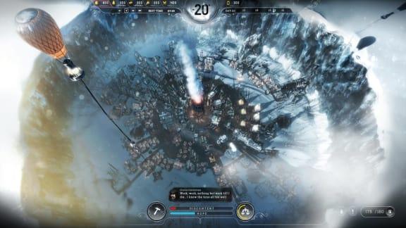 Ny trailer avslöjar lanseringsdatumet för Frostpunk