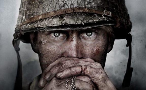 Här en trailer för den stängda Call of Duty: WWII-betan