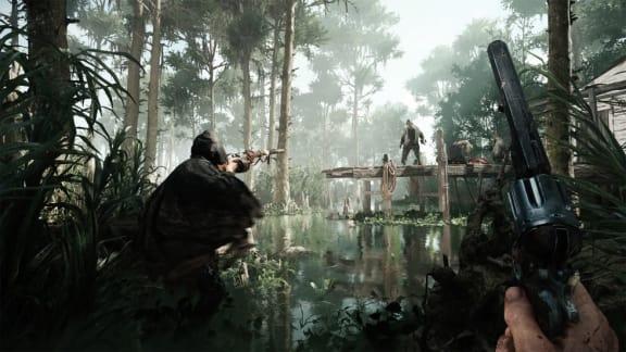 Hunt: Showdown har lanserats som early access