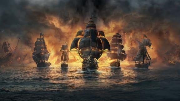 Ubisofts piratspel Skull and Bones försenas igen, hoppar över E3