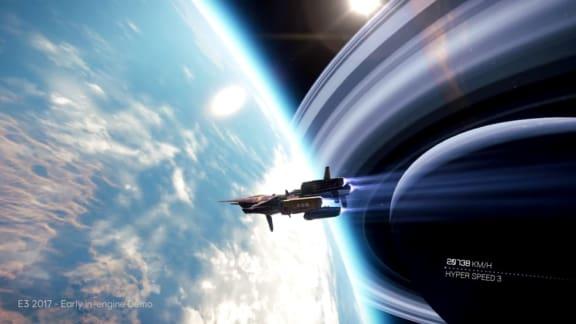 Michel Ancel visar upp teknikdemo för Beyond Good and Evil 2