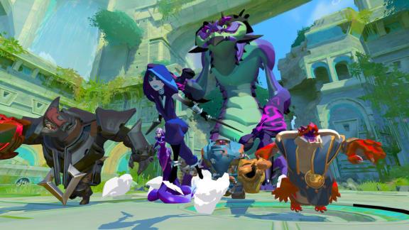 Gigantic kommer till Steam den 20 juli