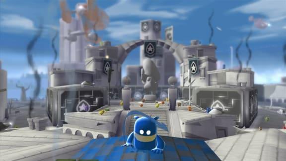 Hux flux! Nu finns De Blob 2 på Steam och GOG