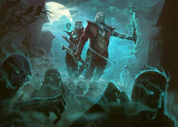 Necromancer tillbaka i Diablo!