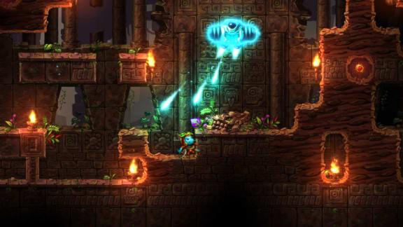 Steamworld Dig 2 kommer till Steam