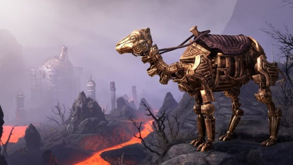 Prova på lyxlivet i The Elder Scrolls Online