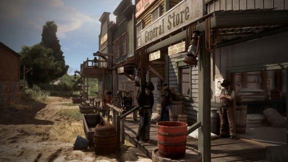Livet som huvudjägare i Wild West Online