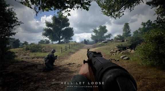 WW2-spelet Hell Let Loose lanseras i early access den 6 juni