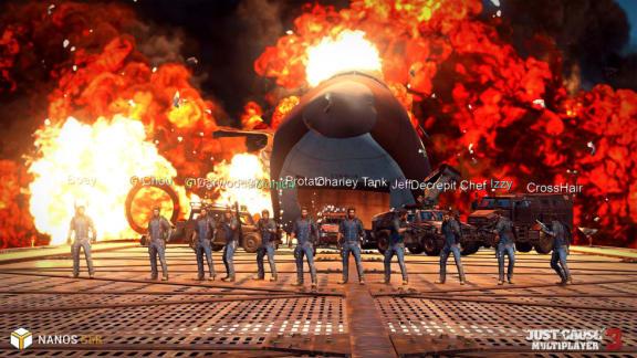 Just Cause 3-mod för multiplayer ute nu på Steam