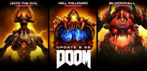 Nu är allt dlc till Doom gratis
