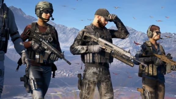 Snart kan du skjuta polare i Ghost Recon: Wildlands