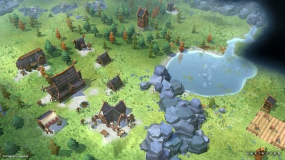 Vikingaspelet Northgard har fått en ny spelbar fraktion