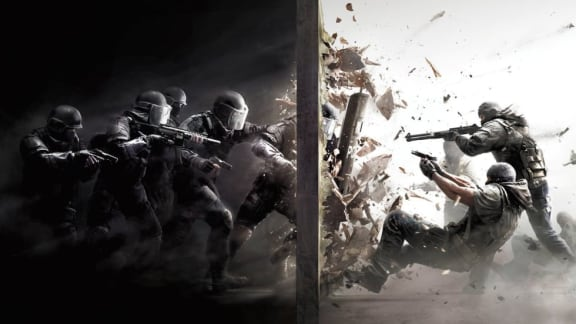 "Ubisoft vill ha ""mer story"" i Rainbow Six Siege nästa år"