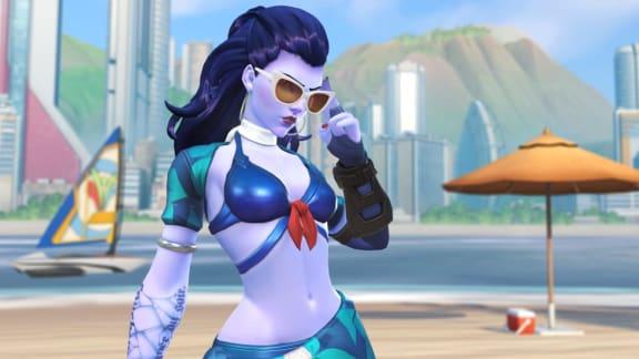 Trailer för sommarspelen i Overwatch